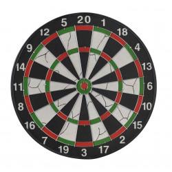 Equinox - Bersaglio per freccette ORION a 2 giochi incluse 6 freccette