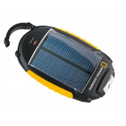 NATIONAL GEOGRAPHIC - Caricatore solare Charger 4-in-1